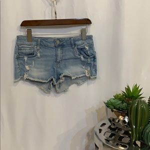 RSQ Distressed Cut Off Shorts